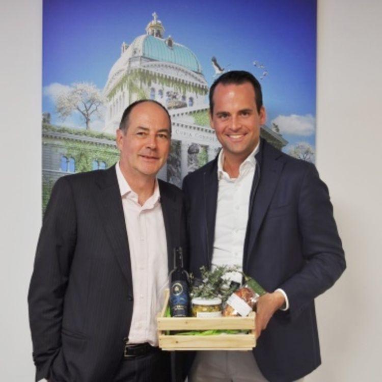 FDP Hitzkirch setzt weiterhin auf Damian Müller